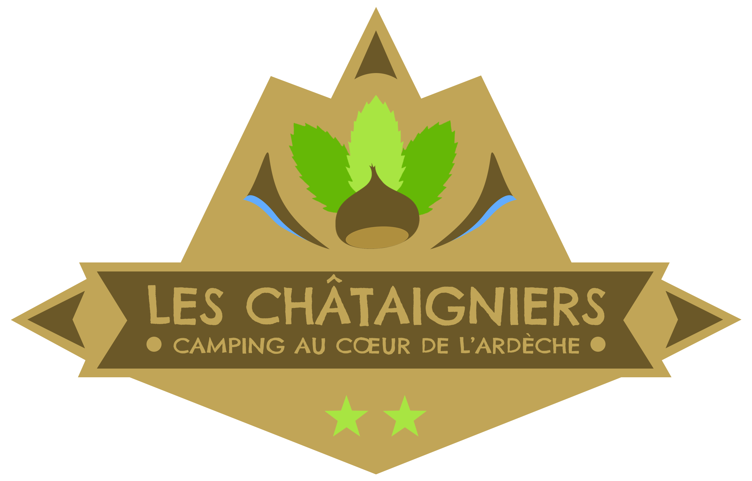 Camping Les Châtaigniers **